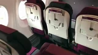 Exploring Air Italy's Boeing 737 MAX Interior