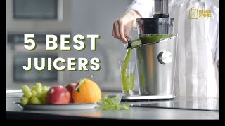 5 Best Juicer 2019 - The Best Slow Juicer Reviews