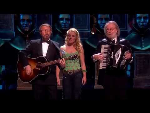 Benny Andersson & Björn Ulvaeus perform...