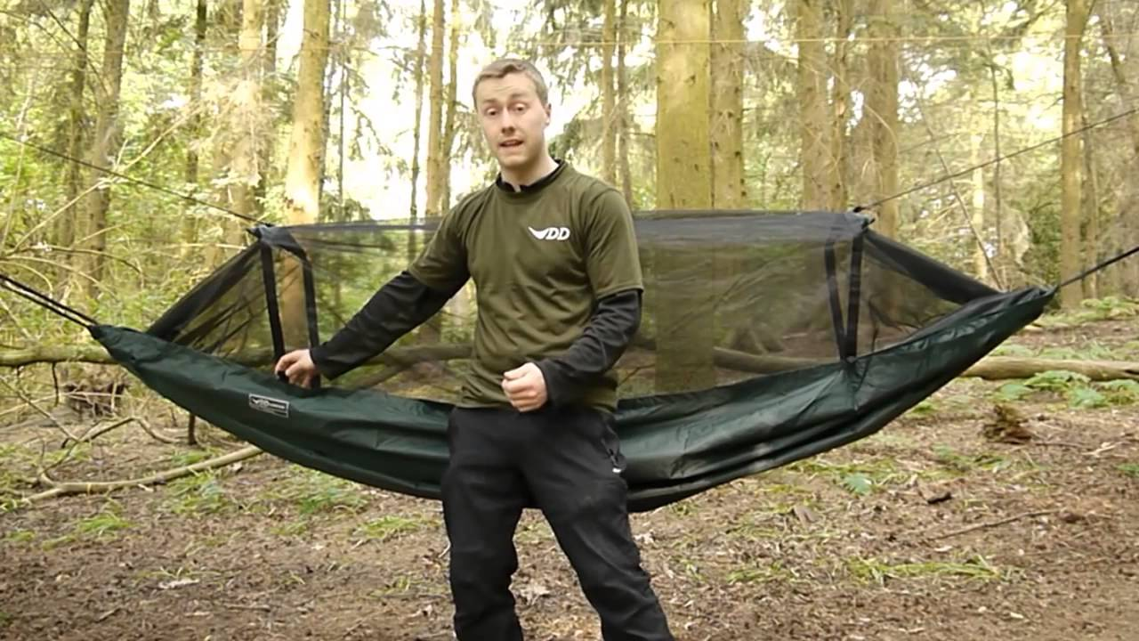 dd travel hammock  bivi   intro video   youtube  rh   youtube