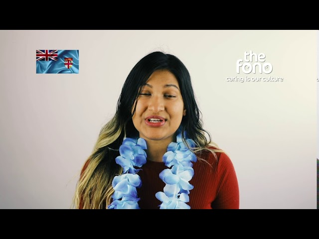 The Fono | Fiji Language Week 2020 | Message from Sera Jane Bola  |  'Noqu Vosa, Noqu iSema Bula'