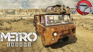 Metro Exodus - БУХАНКА (Прохождение #11)