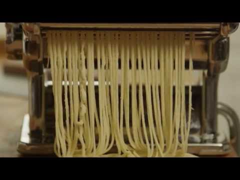 Pasta Recipe-How to Make Eggless Pasta