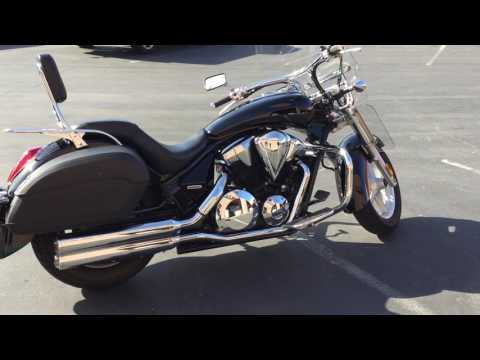Contra Costa Powersports-Used 2012 Honda Interstate 1300cc touring cruiser motorcycle