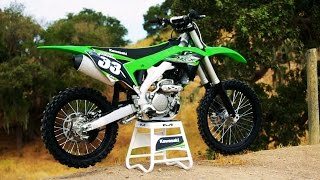 2017 Kawasaki KX250F - Dirt Bike Magazine