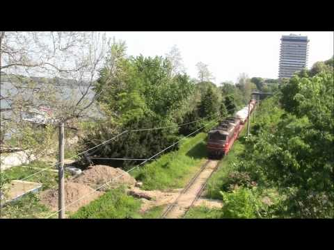 Trains from Bulgaria- RUSE part 2.