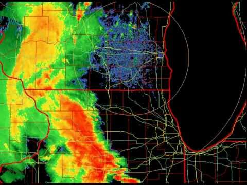 HAARP: WTF Wisconsin: Strange Frequency waves?