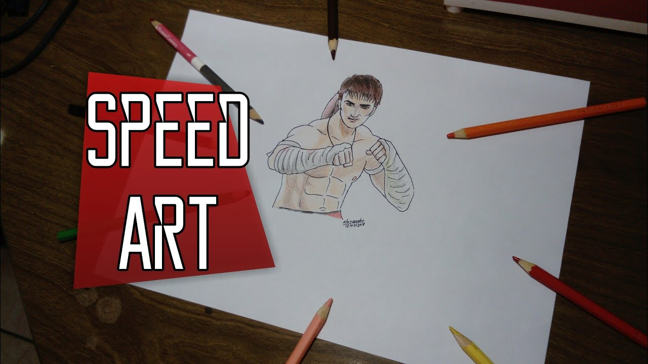 Desenhando Kla Free Fire Parte 2 Speed Art