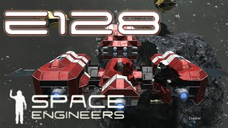 Space Engineers Multiplayer - E128 - Title