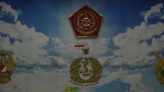 Goyang ge mu fa mire TNI AL AD AU