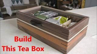 How to build a Tea/Cigar Box