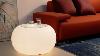 Led Chair Sl-lrc6841,led Sofa, Led Stool , Led Furniture