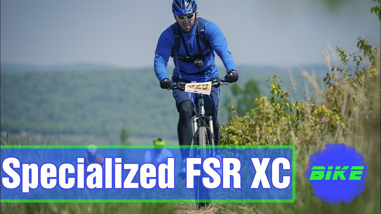 SPORT: Mountain Biking SPECIALIZED FSR XC BIKE REVIEW│TEST RIDE GO PRO HERO  4
