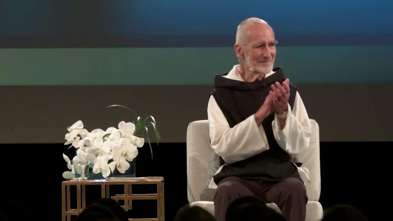 Gratitude As A Gateway To Presence Br David Steindl Rast Youtube
