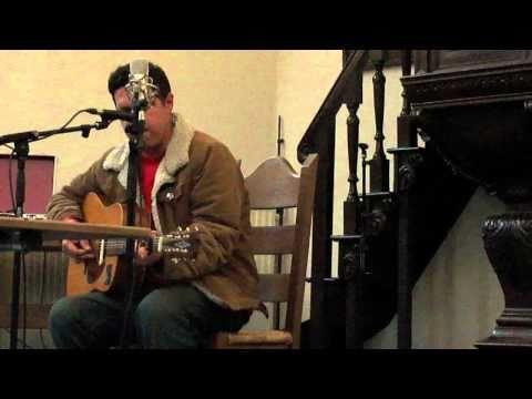 Damien Jurado - I am still here | live @ Pauluskerk / Incubate 19-09-2010 #incu10 (3/4)