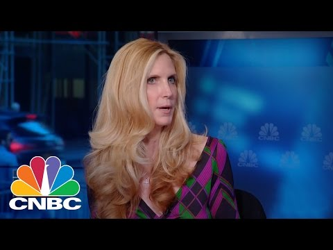 Ann Coulter: Don't Expect Donald Trump 'Pivot' On Immigration | Squawk Box | CNBC