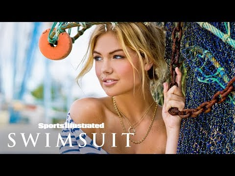 Kate Upton Rocks The Boat, Julie Henderson Gets Nautical | On Set | Sports Illustrated Swimsuit