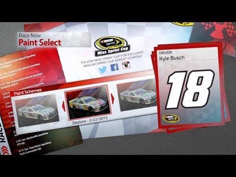 NASCAR '15 - Kyle Busch @ Sonoma