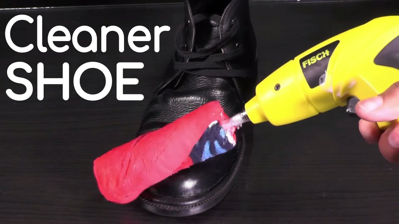 How to Make Homemade Shoe Boot Polish Brush