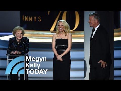 Megyn Kelly Looks At The Top 2018 Emmys Moments | Megyn Kelly TODAY