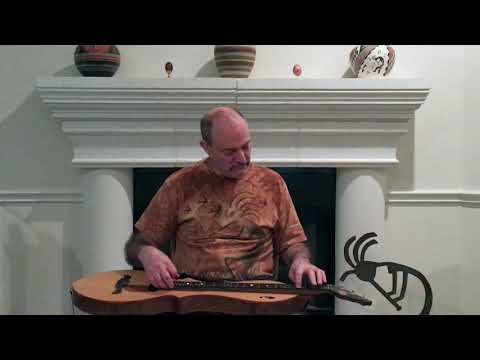 Flowers of the Forest - Mark Gilston on mountain dulcimer