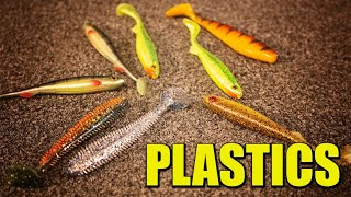 How To Choose a Plastic for Walleye