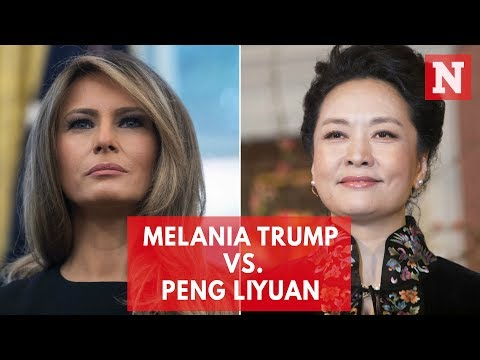 Melania Trump Vs. Peng Liyuan: How The First Ladies of The U.S. And China Compare