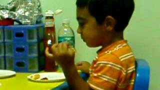 Zaid Feeding Therapy Part 2
