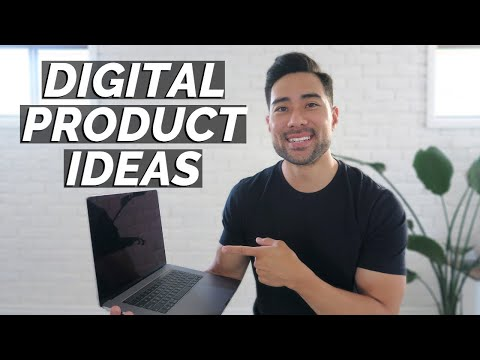7 DIGITAL PRODUCT IDEAS | How To Create and Sell Digital Products or Courses