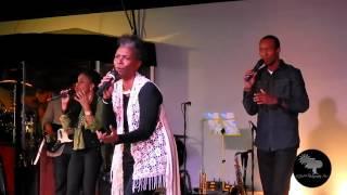 LaRue Howard singing, The Great I Am