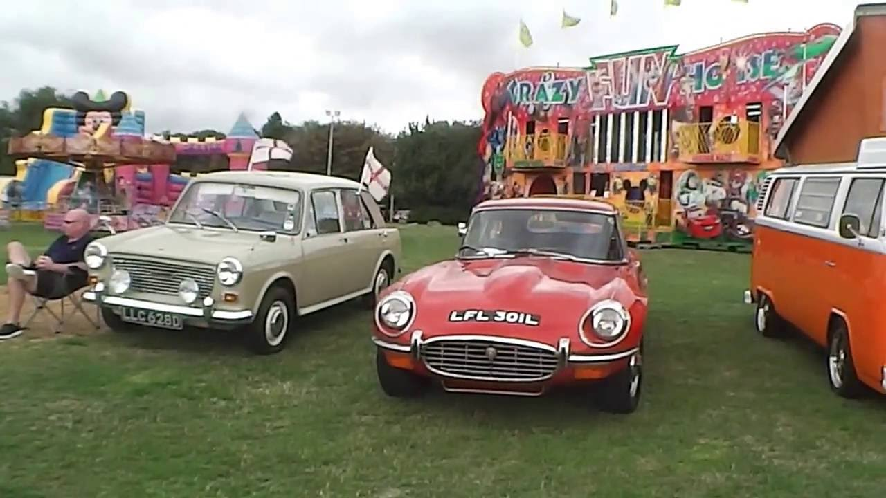 Peterborough Classic Car Show 4th September 2016