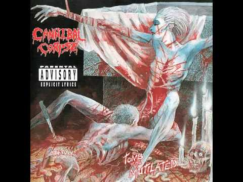 Cannibal Corpse - Tomb of the Mutilated [FULL ALBUM]