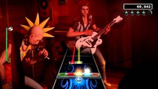 Rock Band 4 Toys in the Attic 100% FC Expert Guitar