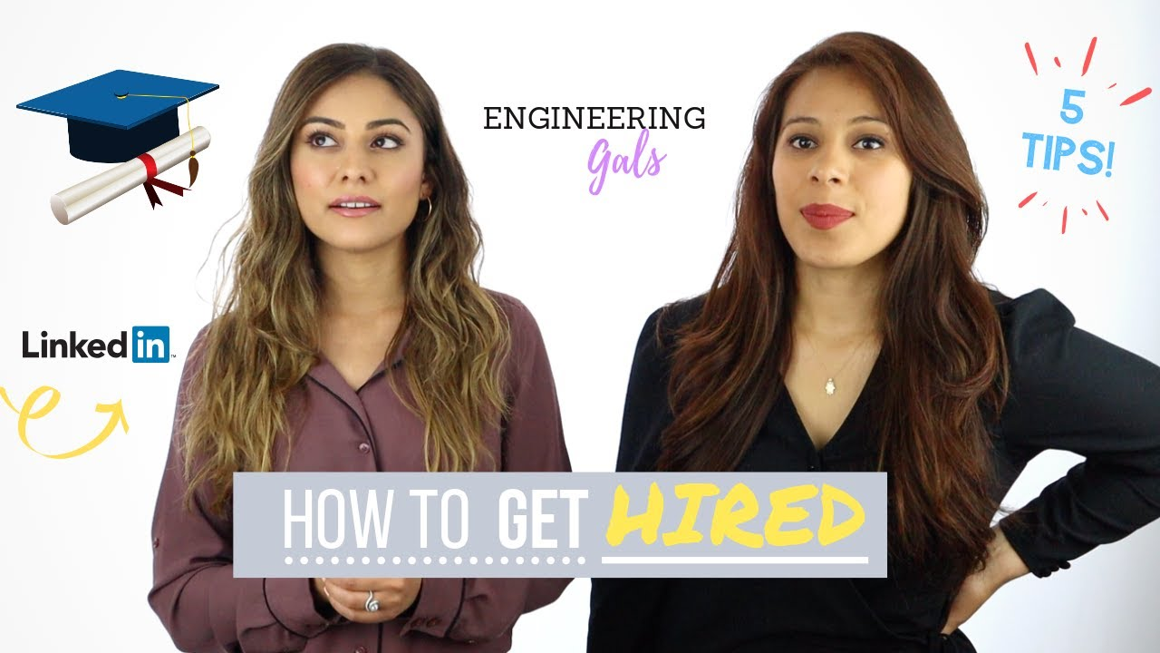 How to Get Your 1st Engineering Job