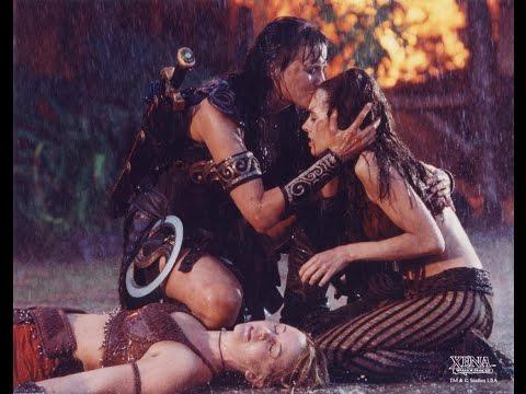 лучшие моменты зены королевы воинов 2 часть (первое убийство джоксера, смерть олимпийских богов)
