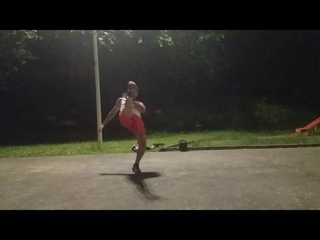 Capoeira Não pode parar