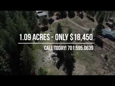 Land With Close HWY Access! Mature Trees!
