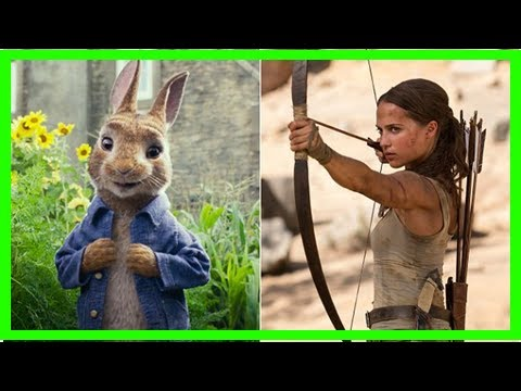Ridiculous Rabbit... riveting Raider: Films of the week review