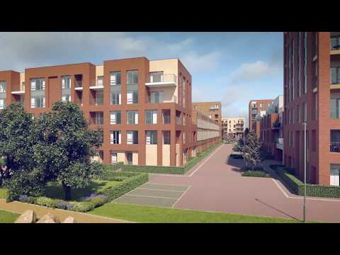 New Redrow apartments and homes in in North West London