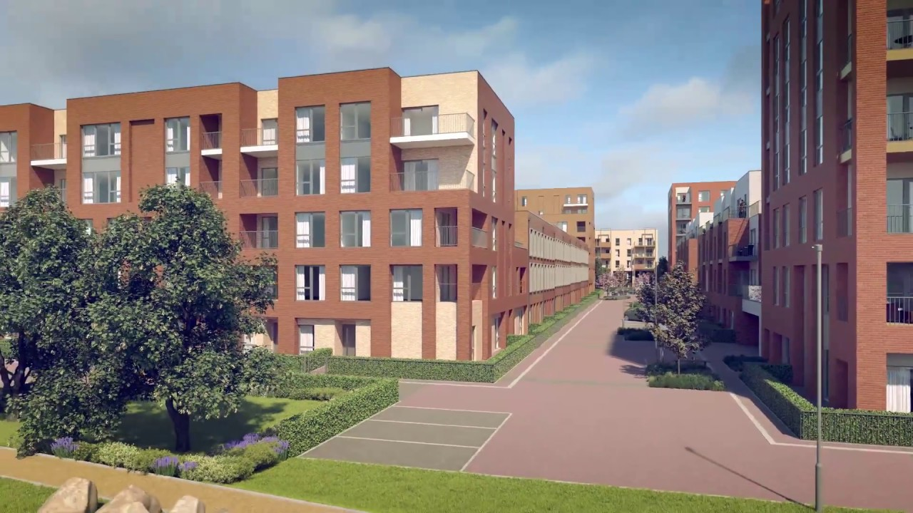 New Redrow Apartments And Homes In North West London