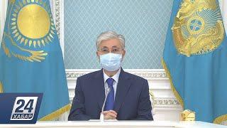 Глава государства принял участие в церемонии принятия присяги Председателем Суда МФЦА