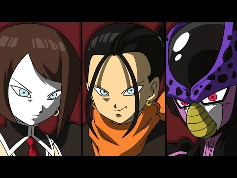All Androids Forms And Transformations