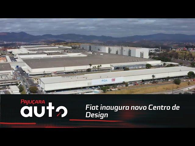 Fiat inaugura novo Centro de Design em Minas Gerais