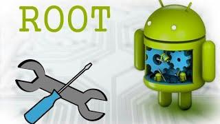 Как установить root права почти на любое андройд устройство с помощью пк.