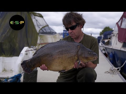 Terry Hearn - The Lady Pearl - Iconic Carp Fishing