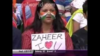 Repeat youtube video funny video of indian cricket zaheer khan love mobile Pagalworld Com