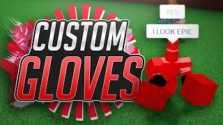 CUSTOM GLOVES!!! (Hold Anything!) - Build a Boat For Treasure PORTAL UPDATE! ROBLOX