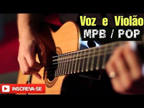 Voz e Violão Barzinho Acústico Ao Vivo - MPB & POP NACIONAL • Biano Gonzaga