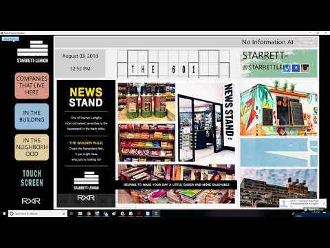 Navigo Wayfinding & Digital Directories