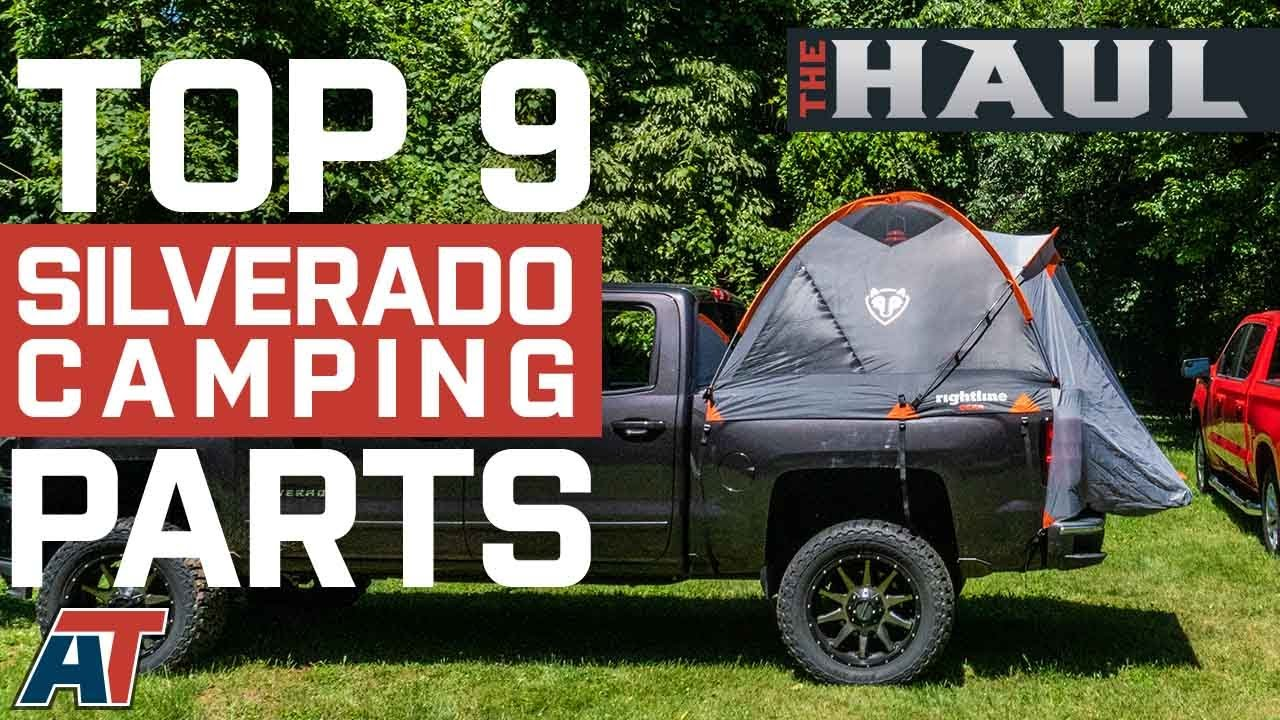 best website d5b06 54acc Top 9 Silverado 1500 Truck Camping Accessories🏕️ | Get Your Truck Camping  Ready - The Haul